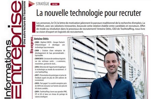 Information Entreprise Antoine D.