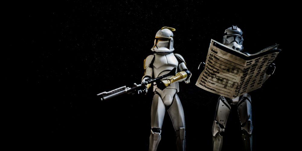 Soldats Clones