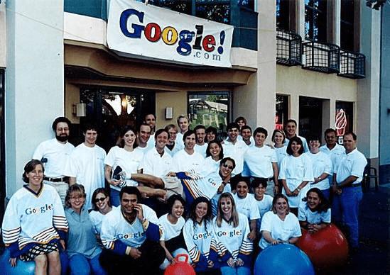 Employés Google