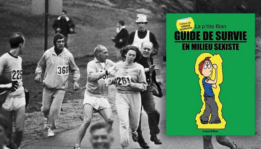 marathon boston sexisme et guide de survie en milieu sexiste